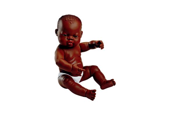 African American Multicultural Newborn Baby Dolls - BOY