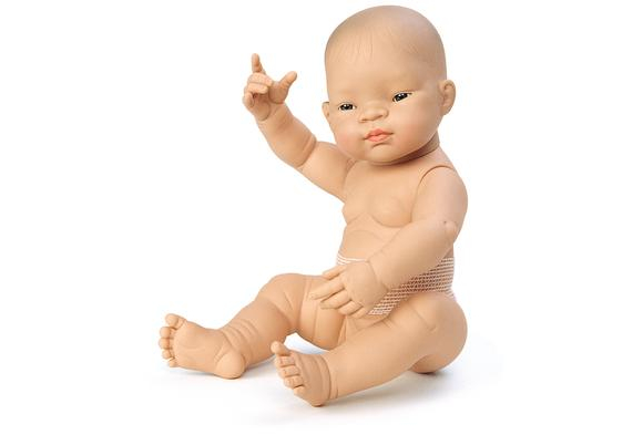 Asian Multicultural Newborn Baby Dolls
