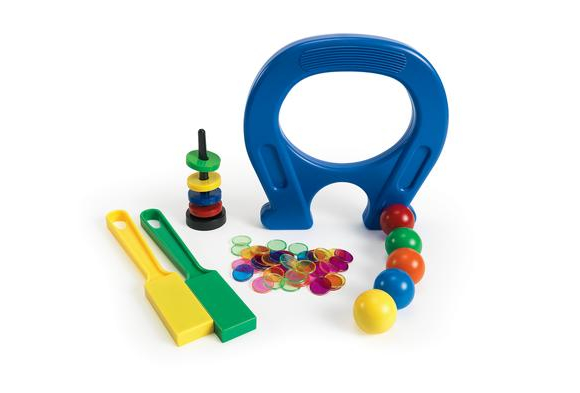 Junior Magnetic Kit - 53 Pieces