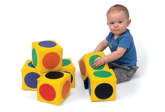 Match the Dots Blocks - Set of 6