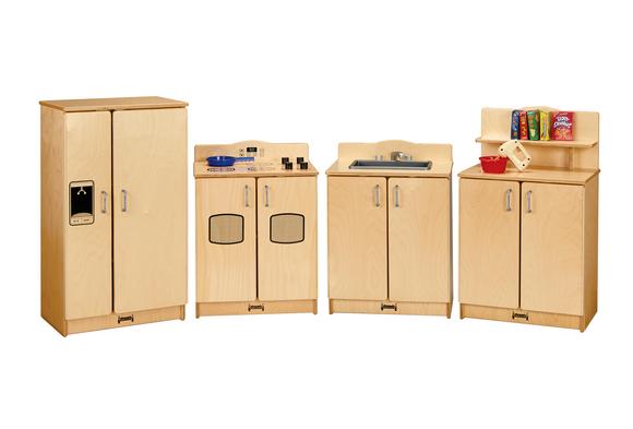 Birch Play Kitchen Set - Discount School Supply