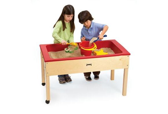 Sensory Table 24