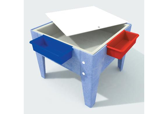 Toddler Mite Sensory Activity Table