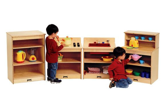 Jonti Craft® Toddler Kitchen Set