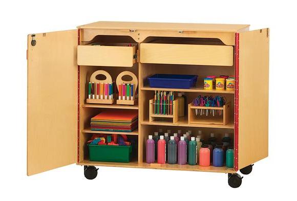 Beau Mega Supply Cabinet