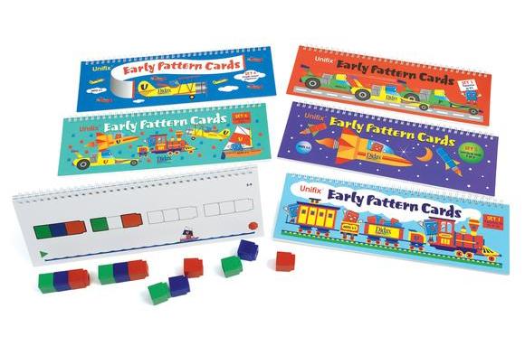 Unifix® Pattern Books - Set of 6