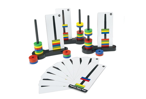 Floating Magnet Matching Set - 64 Pieces