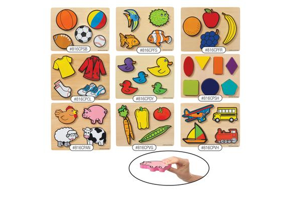 Excellerations® Chunky Puzzles