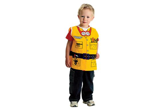 Toddler Career Costume - Construction Worker