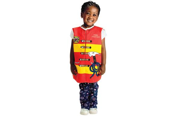 Toddler Career Costume - Fire Fighter