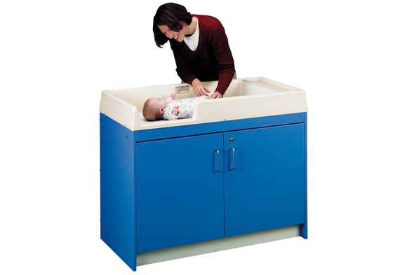 Infant Changing Table   With Tray Kit