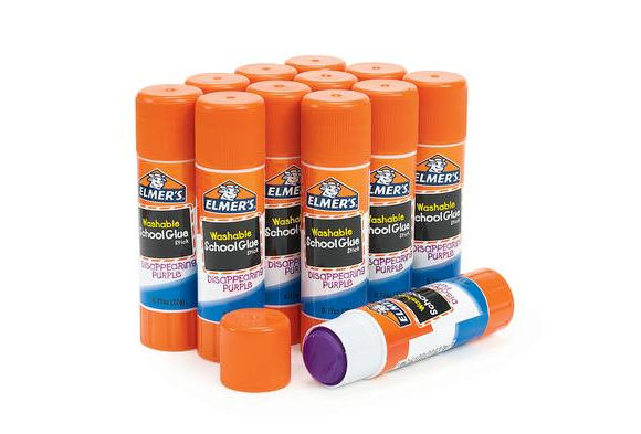 Large Elmer's® Glue Sticks - Set of 12