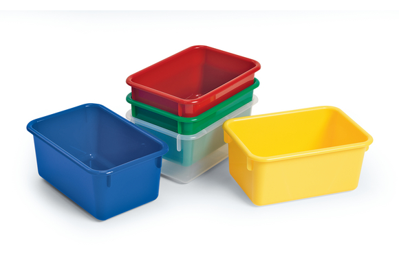 Angeles Value Line™ Cubbie Trays - 11  sc 1 st  Discount School Supply & Clear Storage Trays - Discount School Supply