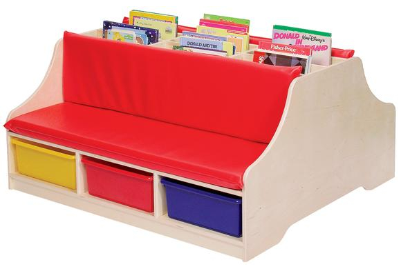 Double Sided Reading Bench