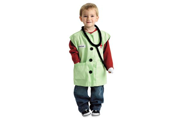 Excellerations® Career Toddler Costume - Doctor