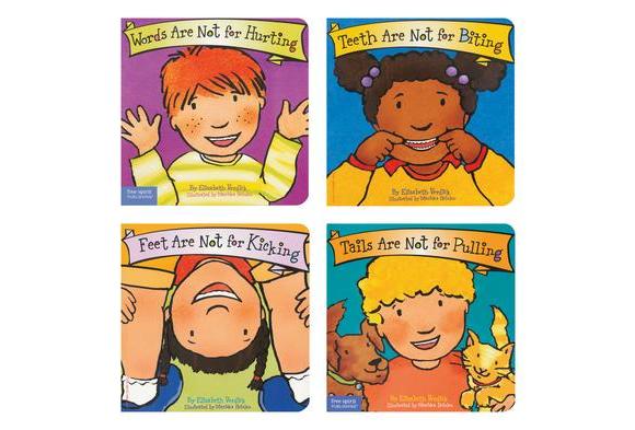 Best Behavior Board Books - 4 Titles