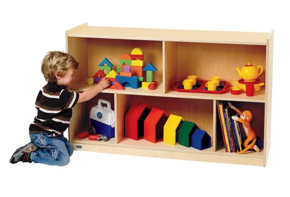 Mobile Shelf Storage Unit - 30