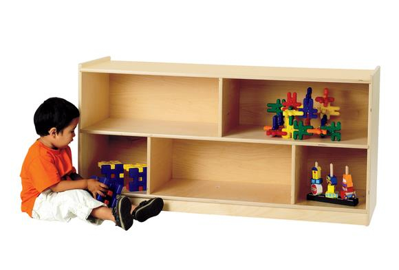 Mobile Shelf Storage Unit - 24