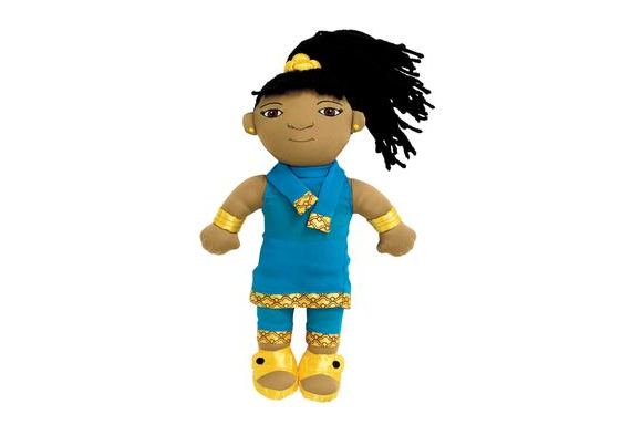 Excellerations® World Friends Doll - Indian Girl
