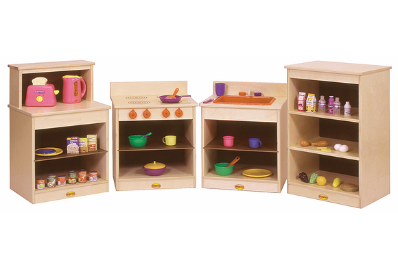 Superieur Toddler Kitchen Set   4 Pieces