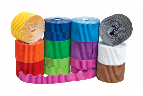 Colorations® Prima-Color™ Borders - 12 Colors