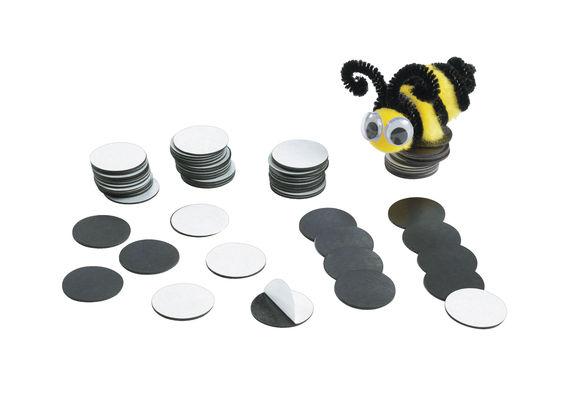 Pre-cut Magnet Circles - 100