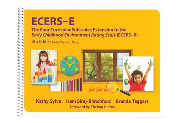 The Four Curricular Subscales Extension to the Early Childhood Environment Rating Scale (ECERS) Book