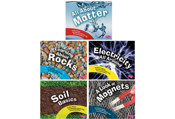 Our Physical World Books - 5 Titles