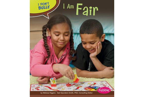 I Don't Bully Books - 6 Titles