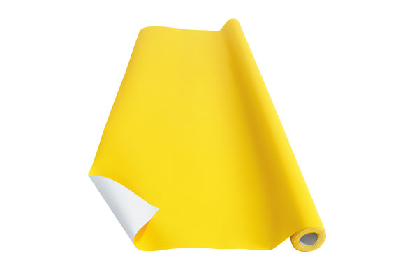 Yellow Colorations® Prima-Color® Fade-Resistant Paper Roll, 48