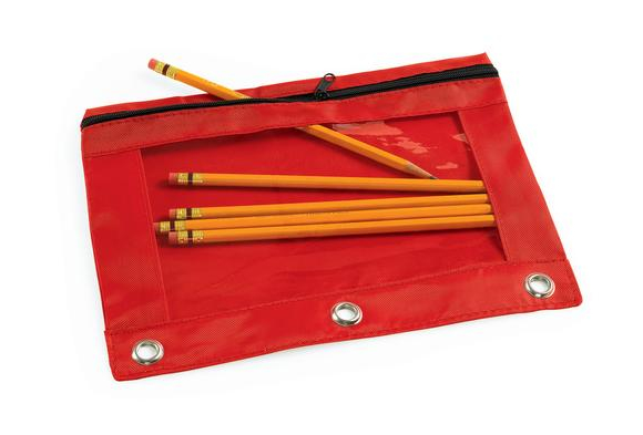 Nylon Pencil Bag