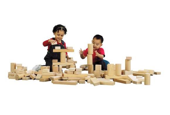 Abel Toddler Block Set - 154 Pieces