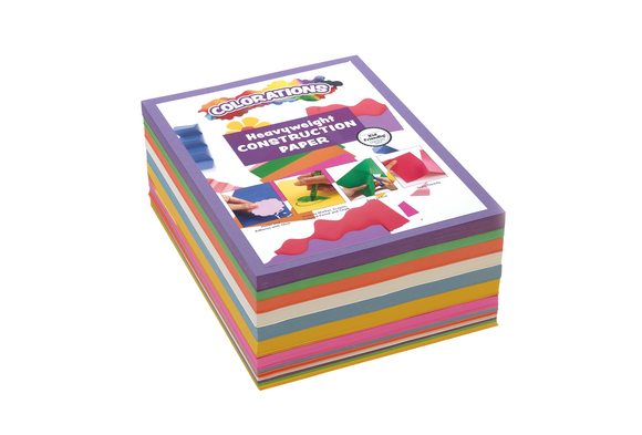 Bright Colors Paper Discount School Supply