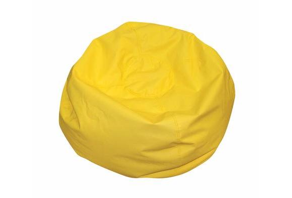 Yellow Deluxe Beanbag - 26