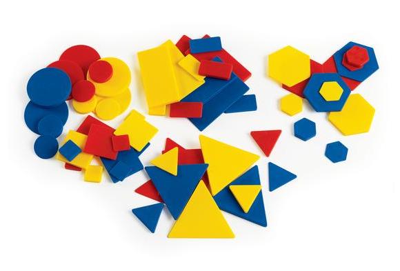 Attribute Blocks - Set of 60