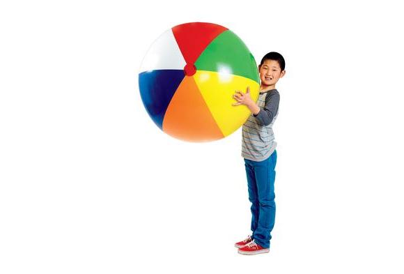 Jumbo Play Ball - 48