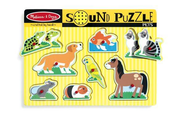 Sound Puzzle - Pets