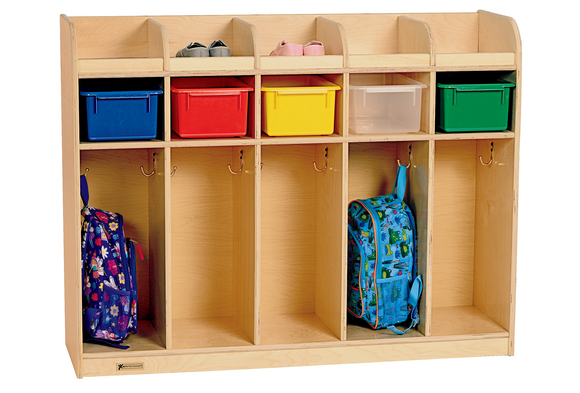 Wood Locker Discount School Supply