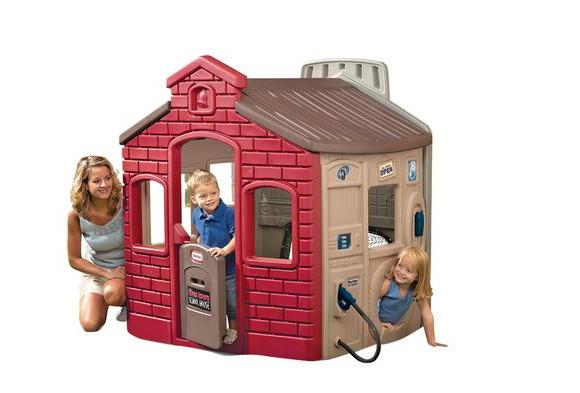Endless Adventures® Tikes Town™ Playhouse