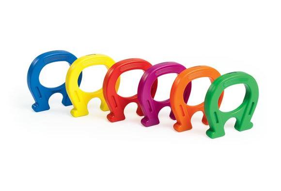 Horseshoe Magnets - Set of 6