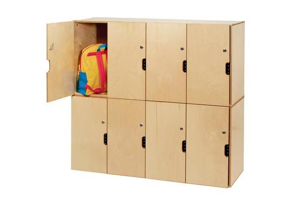 Locking Backpack Storage