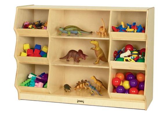 Jonti-Craft® Bin Storage
