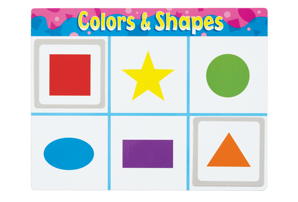 Match Me® Colors & Shapes Game