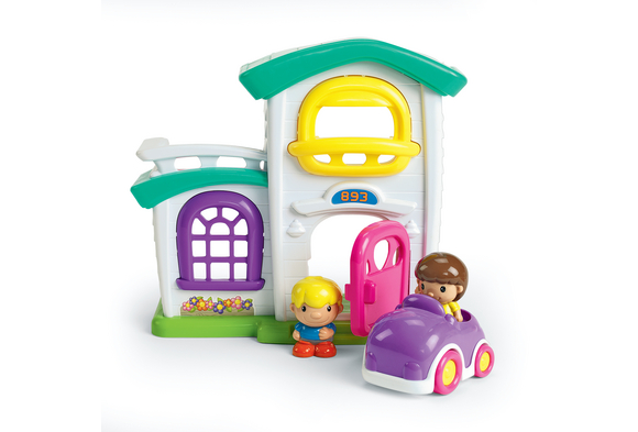 Dollhouse Play Set - 10 Pieces