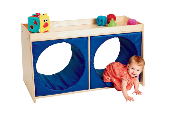 Infant & Toddler Crawl-Thru Activity Table