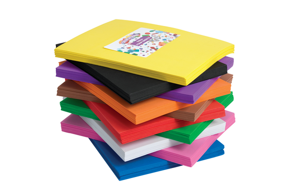 Colorations® Foam Sheets, 9
