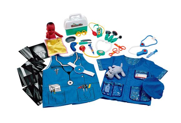 Hospital/Veterinarian Role Play Set