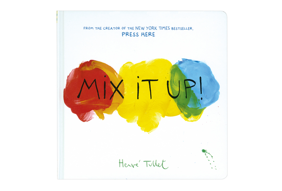 Mix it Up! Interactive Book