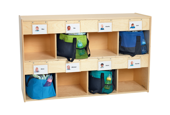 Environments® Infant Diaper Bag Storage - Assembled