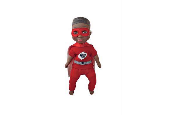 My Super Hero African-American Doll